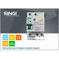 Singi Residual - current mini electrical circuit breaker 1P  2P 3P 4P Manufactures