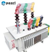 China 50 Kva Distribution Oil Immersed Transformer Used For Power And Electric on sale