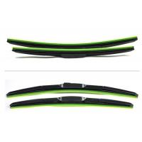 Soft Natural Rubber Windshield Universal Wiper Blades Aerodynamic Design Manufactures