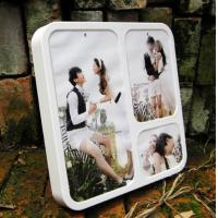 PF (33) acrylic wall mounted photo frame Manufactures