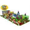 Children Outward Bound Wooden Adventure Playground Customized Size Manufactures
