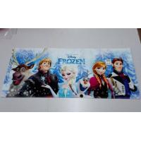 Buy cheap Custom digital printed also photo printed beach towel manufacturer best in China from wholesalers