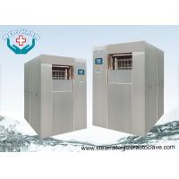 Thermally Insulated Lab Autoclave Sterilizer With Controlled Pressure Valve Manufactures