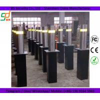 IP68 Car Parking Automatic Security Bollards With Loop Detectors Manufactures
