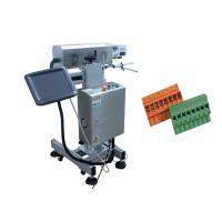 Small fly argus dynamic CO2 laser marking machine for plastic bottle , Easy to Operate Manufactures