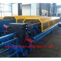 Square Downspout Roll Forming Machine Electrical For Rainwater Pipes Manufactures