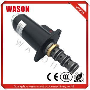 China 121-1491 E320B/C Caterpillar Equipment Parts / Small Safety Lock Solenoid Valve on sale