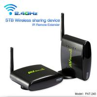 China PAKITE 2.4GHz 250 Meter Transmit Distance Wireless Audio Video Transmitter Sender with IR Remote Control on sale