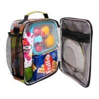 Buy cheap Multifunctional Reusable Cooler Tote Bag For Lunch Containing from wholesalers
