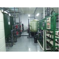 Pre - Treatment / RO Boiler Water Treatment Plant for Industrial Use Manufactures