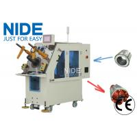 High efficiency Air Conditioner Motor Stator Winding Inserting Machine Manufactures