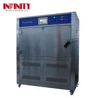 Buy cheap 100L UV Lamp Accelerated Aging Test Machine for Temperature Shining Strength from wholesalers