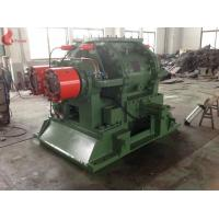 Air pressure type 220kw 100L Falling Type Internal Mixer / Artificial Leather Plastic Banbury Mixer Manufactures