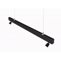 China Surface Mounted PC Diffuser Cover 36w LED Linear Lighting Fixture on sale