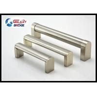Stainless Kitchen Cabinet Handles And Knobs 192mm T Bar Modern Decoration Long Door Pulls Manufactures