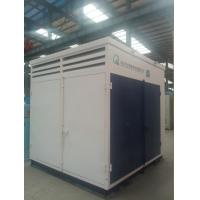 22KW 500Nm3/h Natural Gas Fueling Stations CNG Compressor For Town / County Manufactures