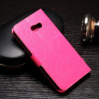 Samsung Leather Case For Samsung A5 , Colored PU Leather Folio Phone Case Manufactures
