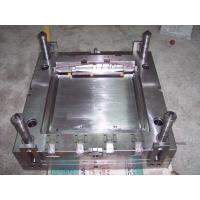 ABS / PP / PC / PA Black color Coffee Moffee Machine Shell  Mold / Plastic Injection Molding Manufactures