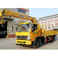 Heavy Duty Truck Mounted Telescopic Crane Construction Machine 10 Wheels Manufactures