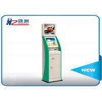 Multi function self service kiosk with currency exchange bill payment Manufactures