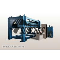 Buy cheap Panel Severing Machine 10.5KW 220V AAC Block Cutting Machine Concrete Block from wholesalers