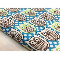Quality Rotary Screen Printed 10OZ Cotton Canvas With Customized Pattern for sale