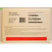 China Microsoft Win 10 Pro OEM English Langauge 64 Bit DVD with OEM Key Card Activation Online on sale