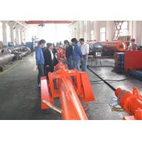 Miter Gate Stoke 16m Electric Hydraulic Cylinder QRWY For Dump Truck , Vehicle Manufactures