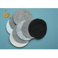 High strength Needle Punched Felt / Non Woven Non-Slip Mat With PE Felt