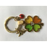 Zinc Alloy Key Holder Satained Glass Keychain- Lightweight & Durable- Free Bottle Opener Manufactures