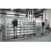 Double Type Reverse Osmosis Water Purification Machines By Stainless Steel Manufactures