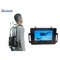 Buy cheap COFDM Two Way Wireless HDMI Video Transmitter For Army Potrol , Full HD Resolution from wholesalers