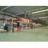 220cm Adjustable PVC Carpet Tiles Backing Production Line Including Cutter Manufactures