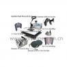 8 in 1 Combo Heat Transfer/Press Machine Manufactures