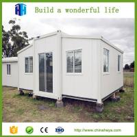 China low cost combined prefabricated shipping container house for sale on sale