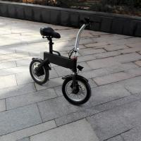 IP54 LG Cell Battery Fold Up Bike Folding Electric Bike With CE Manufactures