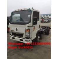 SINO TRUK HOWO 4*2 LHD/RHD 35,000 baby chicks/ducks van truck for sale, HOWO baby chicks transported truck for sale Manufactures