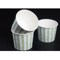 Recyclable Disposable Soup Cups / Containers For Lunch 200ml 300ml 500ml Manufactures