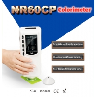 NR60CP CE Confirmed CIE Lab Color Difference Meter Manufactures