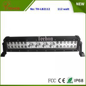 112 Watt 21.5 Inch Hybrid Beam LED off-Road Light Bar for Motorsport Vehicle Manufactures