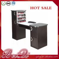 Nail salon equipment supplies wholesale manicure table vacuum and nail salon furniture Manufactures