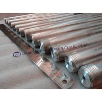 AZ31 AZ63 Magnesium Anode For Pressurized Water Tank / Solar Water Heater Manufactures