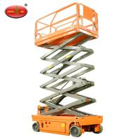 High Quality Electric Mobile Elevators Self-Propelled Scissor Lift Manufactures