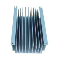 6061 T6 / T66 Aluminum Heatsink Extrusion Profiles For Cars With CNC Machining Manufactures