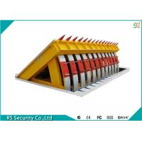 High Safety Road Blockers Road Barrier Remote Control Hydraulic Rising Kerbs Manufactures