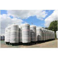 Ethanol / CNG Compressed Air Storage Tank , 8mm Thickness Air Compressor Holding Tank Manufactures