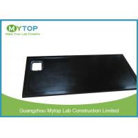Anti - Bacteria Epoxy Resin Worktop Countertops For Chemical Fume Cupboard Manufactures