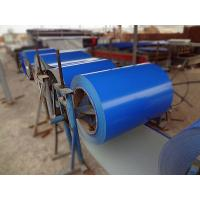 China EN 10169 Color Coated Galvanised Sheet And Coil For Roof / Sandwich Panel on sale