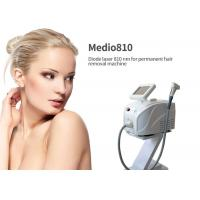 Double Pulse Mode 808nm Diode Laser Hair Removal Machine Laser Beam Shaping Manufactures