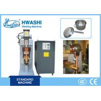 Stainless Steel Cookware Capacitor Discharge Welding Machine , Pot Handle / Ear Spot Welder Manufactures